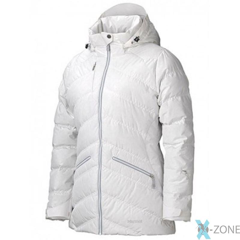 220ea02d7ffd3 Куртка пуховая Marmot Womens Val DSere Jacket white (MRT 75470.080 ...